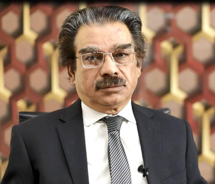 Prof. Shaukat Ali